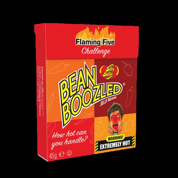 BeanBoozled Flaming Five 45g Flip-Top Box